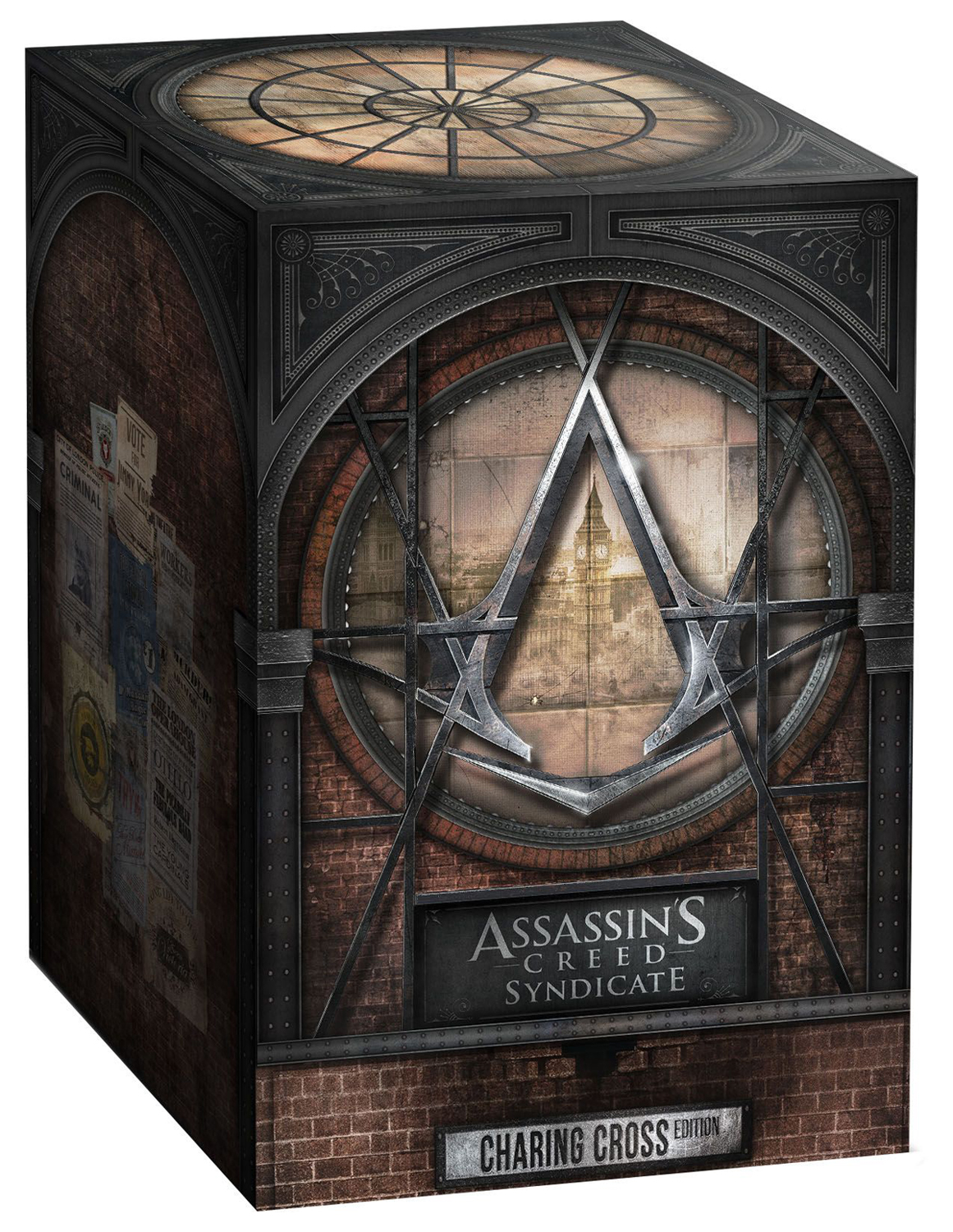 Assassins Creed - Syndicate - Charing Cross Edition PC