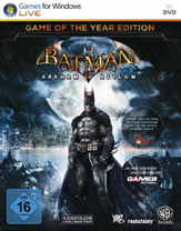Batman: Arkham Asylum - Game of the Year Edition PC