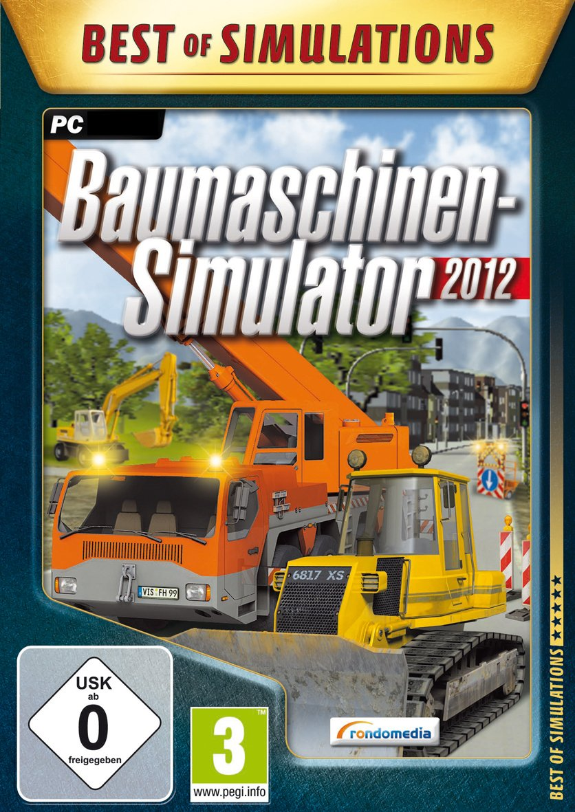 Baumaschinen-Simulator 2012 PC