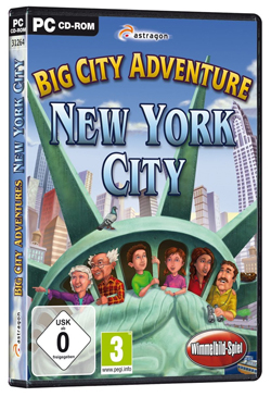 Big City Adventure: New York PC