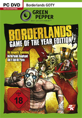 Borderlands - Game of the Year Edition [GP] PC