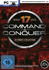 Command & Conquer - Ultimate Collection PC [CD-KEY]