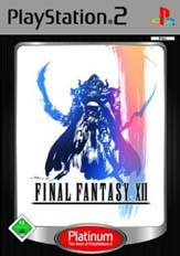 Final Fantasy 12 XII PS2