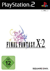 Final Fantasy X-2 PS2