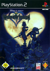 Disney Kingdom Hearts PS2