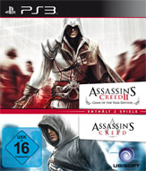Assassins Creed 1 + 2 GOTY Doppel Pack PS3