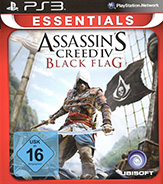 Assassin's Creed 4: Black Flag PS3