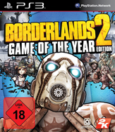Borderlands 2 - Game of the Year Edition PS3