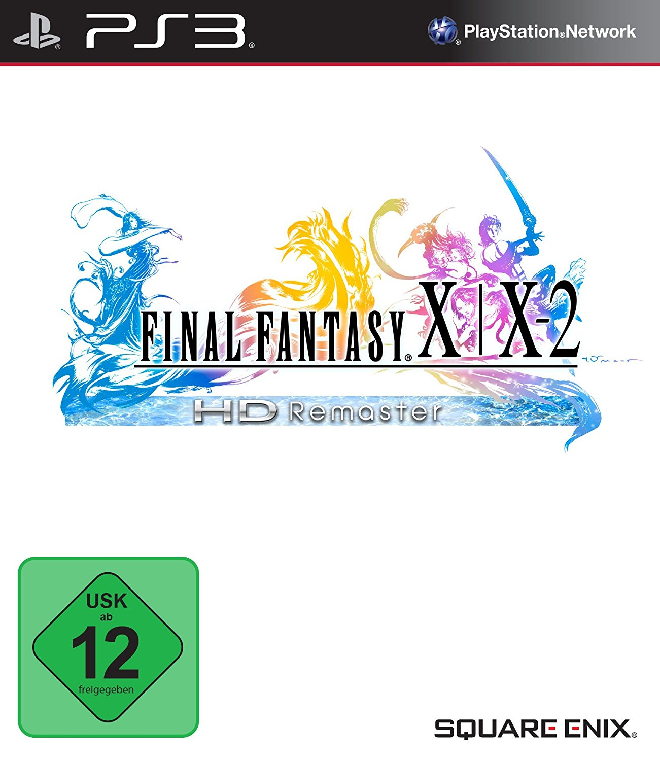 Final Fantasy X / X-2 - HD Remaster PS3