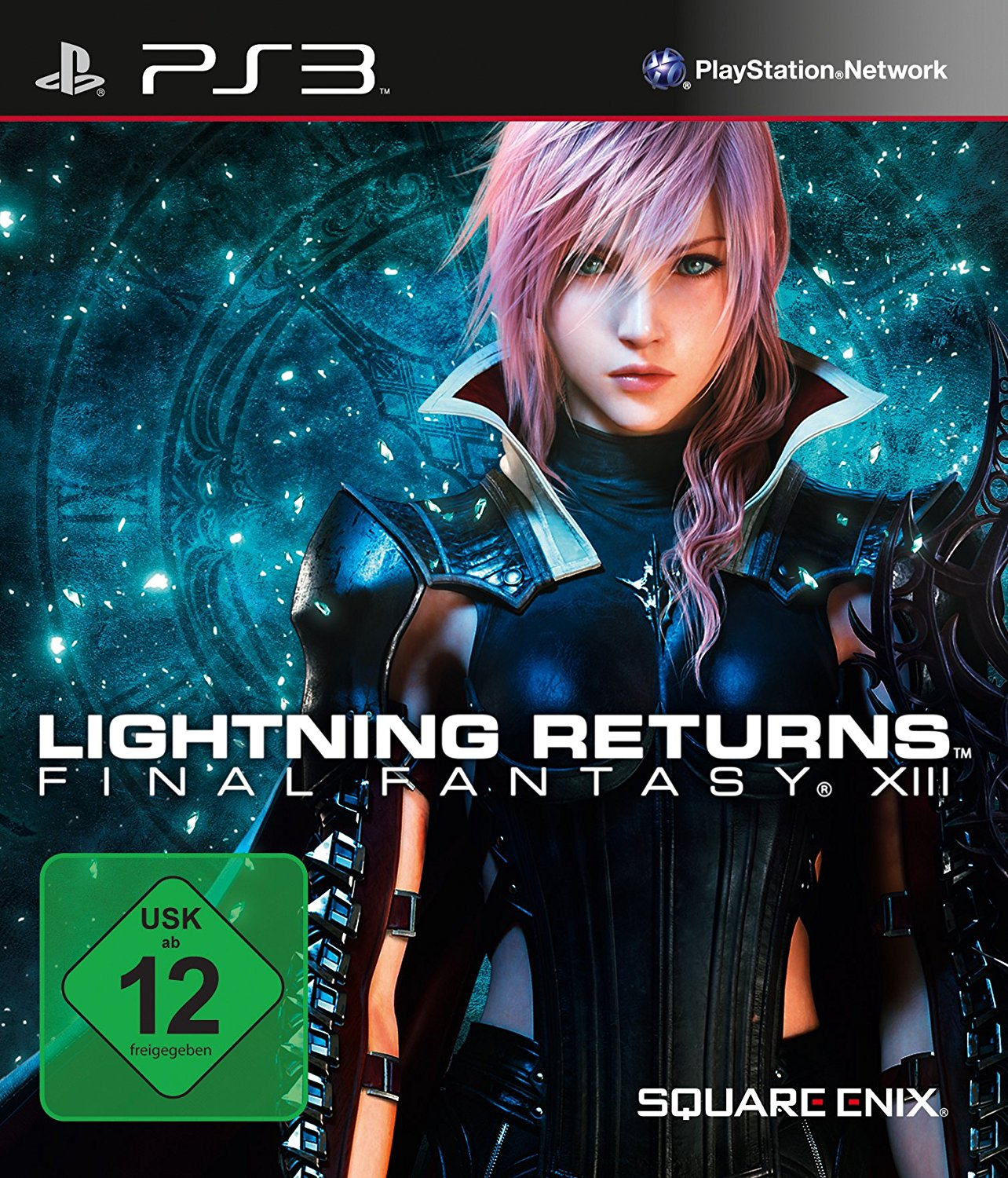 Lightning Returns - Final Fantasy XIII PS3