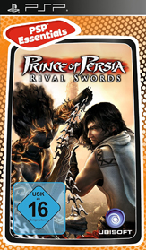 Prince of Persia - Rival Swords PSP