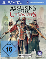 Assassin's Creed - Chronicles PS Vita