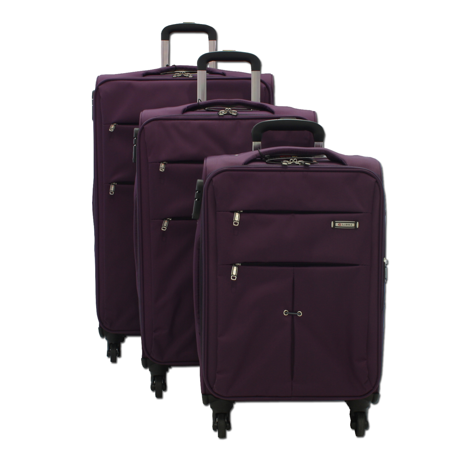 3tlg kofferset reisekoffer trolley tasche koffer reiseset. Black Bedroom Furniture Sets. Home Design Ideas