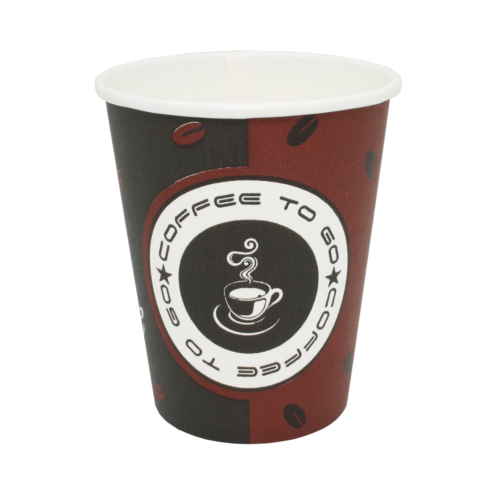 Hartpapier pappbecher kaffeebecher coffee to go mit ohne for Coffee to go