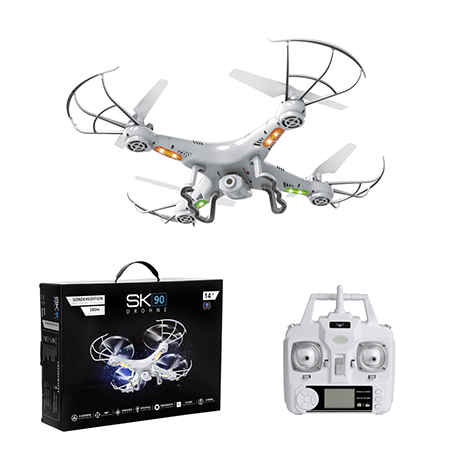 SK 90 Drohne Sonderedition Quadrocopter mit HD Kamera