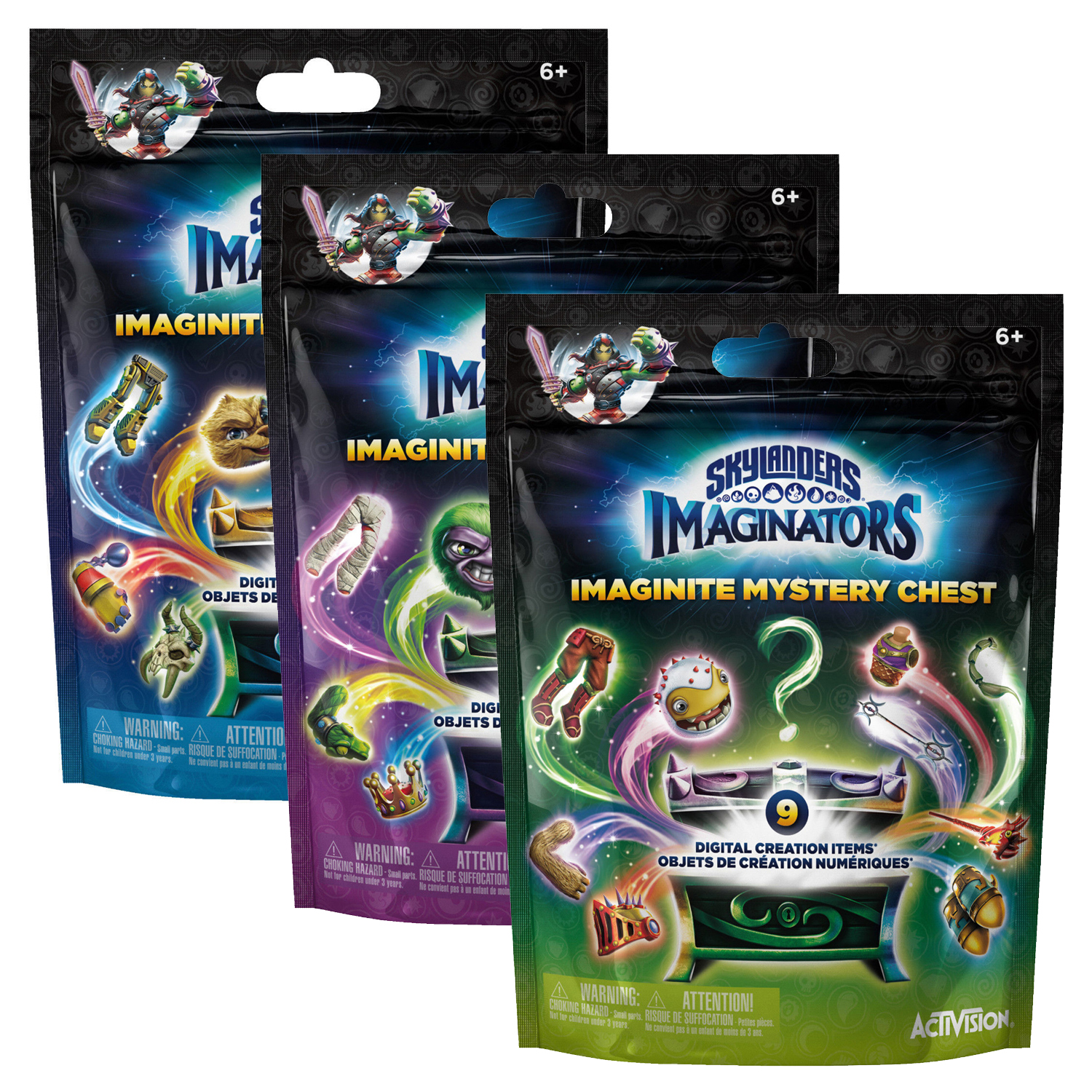 Skylanders Imaginators - Imaginite Mystery Chest
