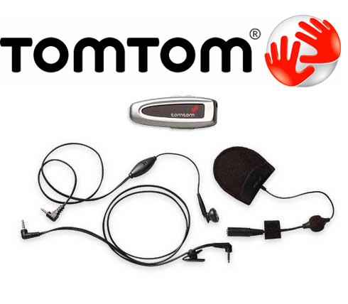 original tomtom bluetooth headset f r motorrad helm. Black Bedroom Furniture Sets. Home Design Ideas