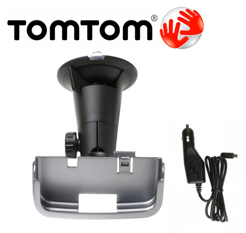 original tomtom car kit kfz auto scheibe halterung halter. Black Bedroom Furniture Sets. Home Design Ideas