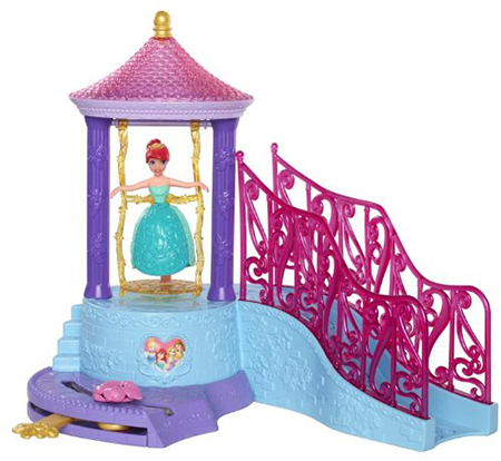 Disney Princess - Princess Wasserburg Playset