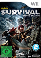 Cabela's Survival: Shadows of Katmai Wii