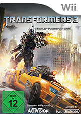 Transformers 3 - Stealth Force Edition Wii