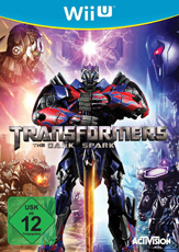 Transformers: The Dark Spark WiiU