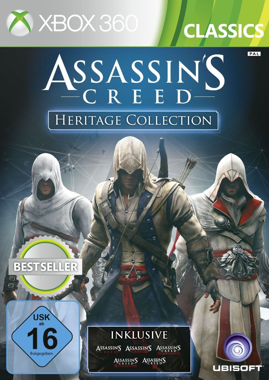Assassin's Creed - Heritage Collection XBOX 360