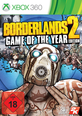 Borderlands 2 - Game of the Year Edition XBOX 360
