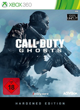 Call of Duty - Ghosts - Hardened Edition XBOX 360