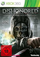 Dishonored: Die Maske des Zorns XBOX 360