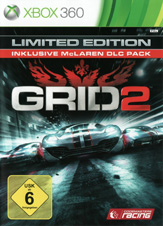 GRID 2 - Limited Edition XBOX 360