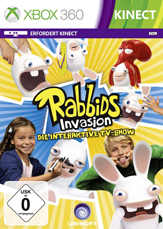 Rabbids Invasion - Die interaktive TV-Show XBOX 360