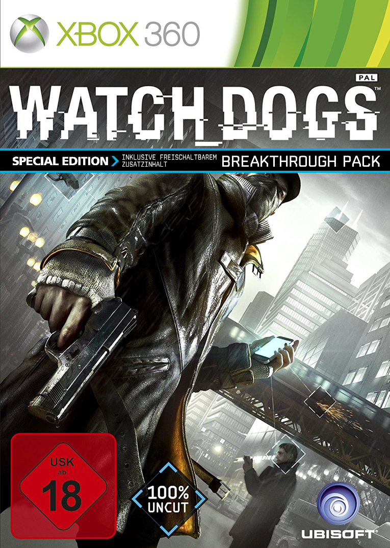 Watch Dogs - Special Edition XBOX 360