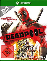 Deadpool XBOX ONE