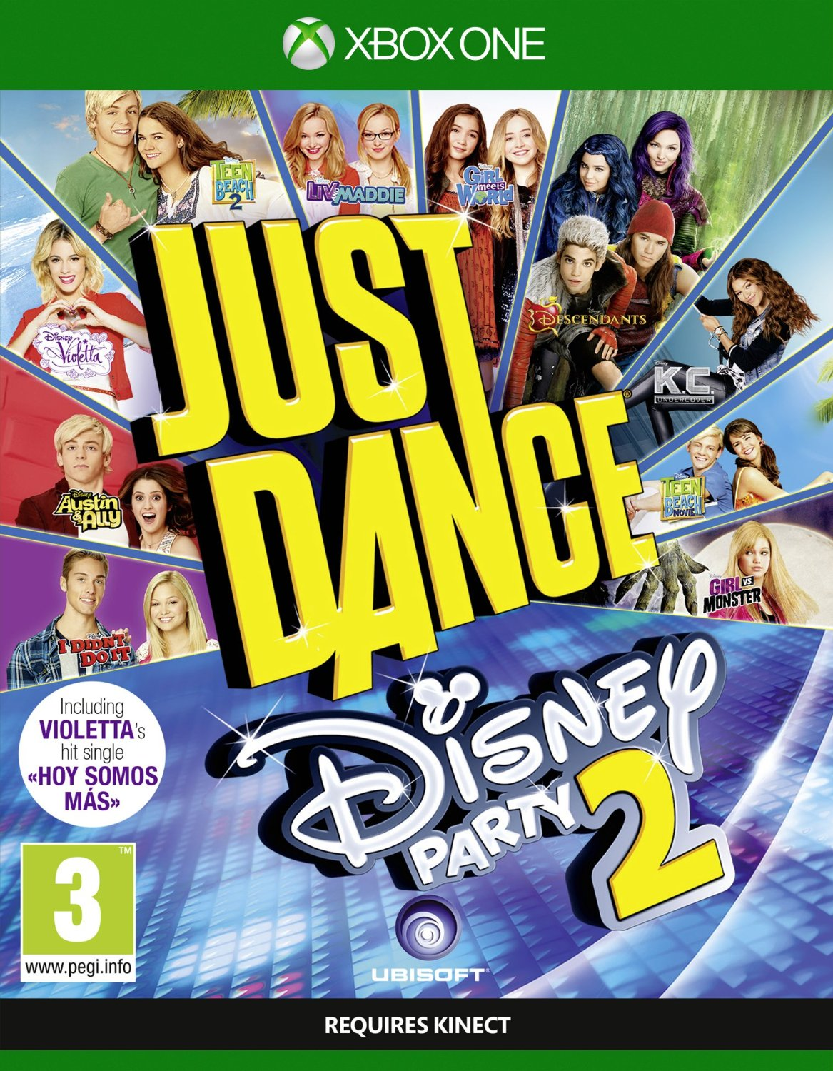 Just Dance - Disney Party 2 XBOX ONE