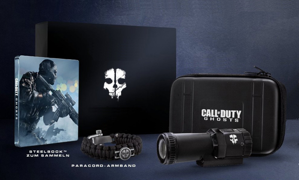 Call of Duty Ghosts - Prestige Edition Box