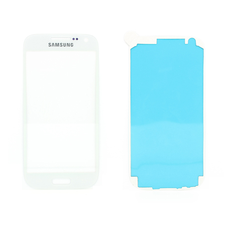 Samsung galaxy s4 mini i9195 front glas lcd display for Glas klebefolie