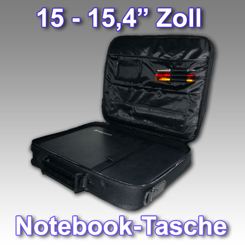 Notebooktasche Laptop 15 - 15,4 Zoll