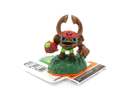 Skylanders Giants - Mini Barkley / Tree Rex / Sidekick