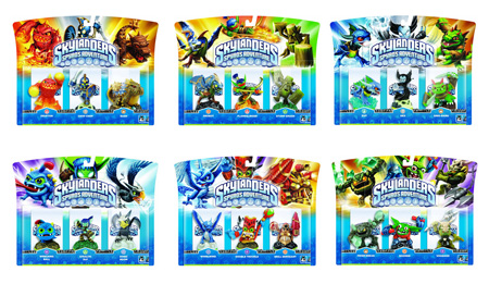 Skylanders: Spyro's Adventure - Mega Bundle [18 x Figuren]
