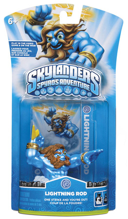 Skylanders: Spyro's Adventure - Lightning Rod