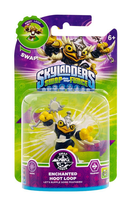 Skylanders: Swap Force - Enchanted Hoot Loop