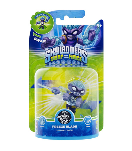 Skylanders: Swap Force - Freeze Blade