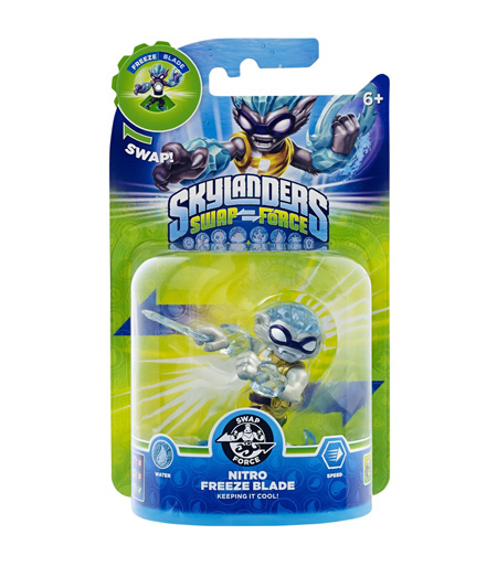 Skylanders: Swap Force - Nitro Freeze Blade