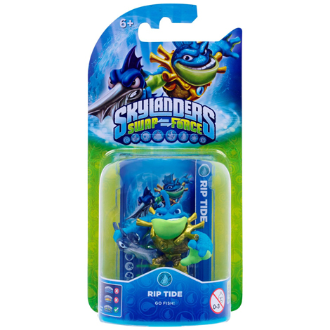 Skylanders: Swap Force - Rip Tide