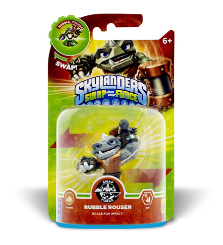 Skylanders: Swap Force - Rubble Rouser