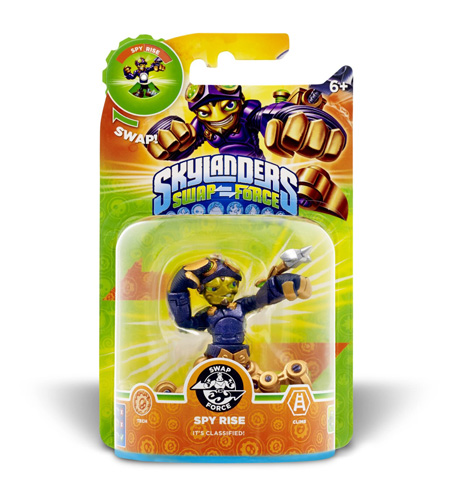 Skylanders: Swap Force - Spy Rise