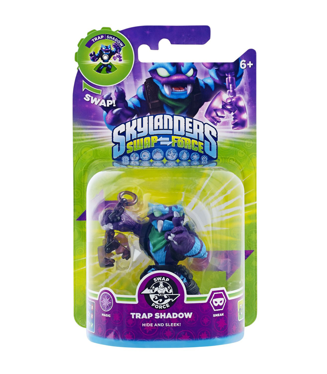 Skylanders: Swap Force - Trap Shadow