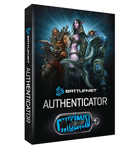 BATTLE.NET Authenticator PC