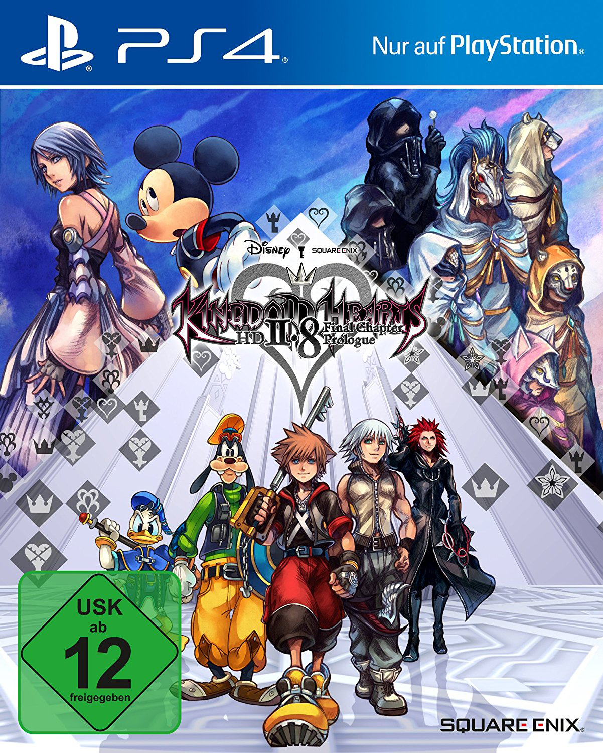Kingdom Hearts HD 2.8 - Final Chapter Prologue PS4